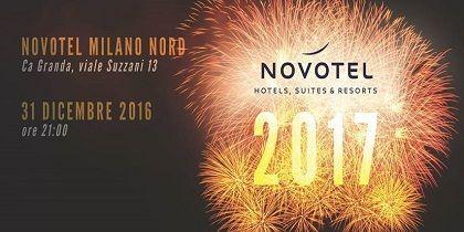 Capodanno Novotel Ca Granda